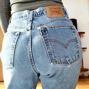 Vintage Levi's 550 Jeans!